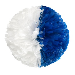 Wetlook Half and Half Pom, 8 in.