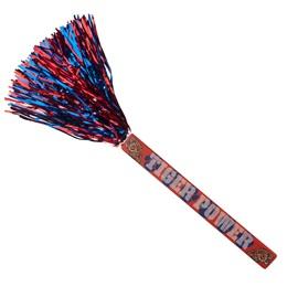 Metallic Spirit Stick Pom