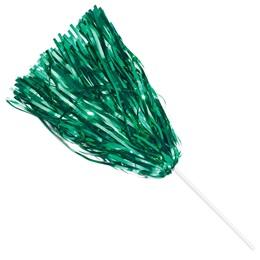 Metallic Spirit Pom - Green