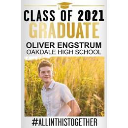 Graduation Photo Banner - Class of 2020 Graduate
