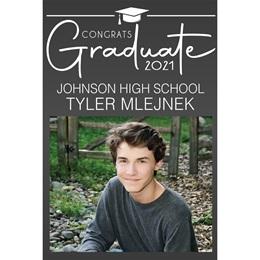 Graduation Photo Banner - Congrats 2020 Graduate