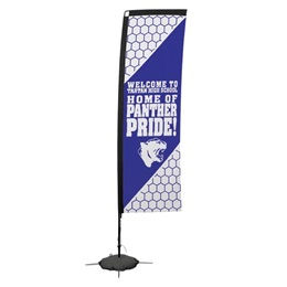 Full-color Fabric Banner Sign