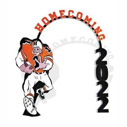 Football Homecoming Arch Kit