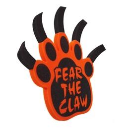 "14"" Foam Five Talon Paw"