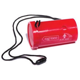 Super Air Blaster Noisemaker - Red