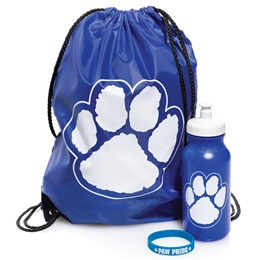 Paw Pride Backpack Set