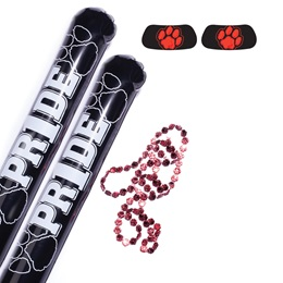 Red/Black Paw Pride Pack