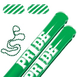 Pride Pack - Green/White