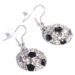 Spirit Soccer Earrings