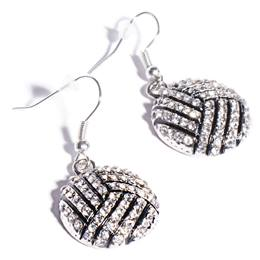 Spirit Volleyball Earrings