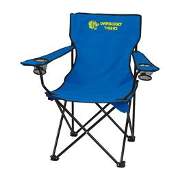Folding Captain Chair with Carry Bag