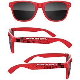 School Spirit Sunglasses - Homecoming 2020