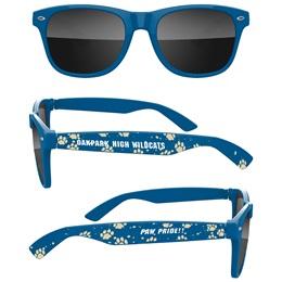 School Spirit Sunglasses - Paw Pride