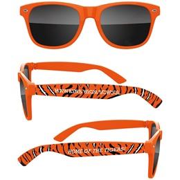 School Spirit Sunglasses - Tigers