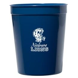 Navy Blue 16 oz. Stadium Cup