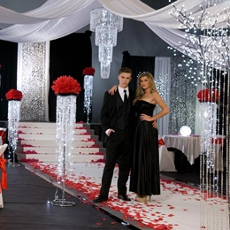 Diamonds Are Forever Complete Prom Theme
