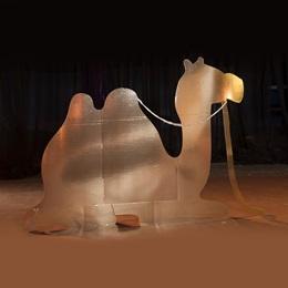 Gold Sitting Camel Kit