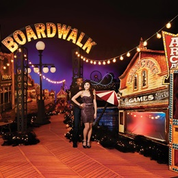 Down On the Boardwalk Complete Theme