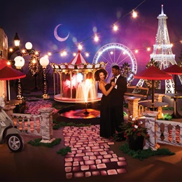 Le Grand Parc de Paris Complete Prom Theme