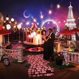 Le Grand Parc de Paris Complete Prom Theme