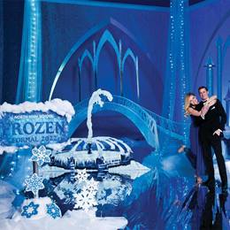 Forever Frozen Night Complete Prom Theme
