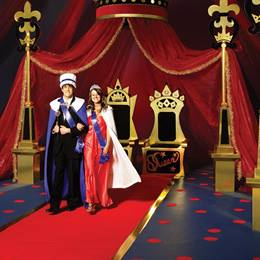 A Royal Affair Complete Prom Theme Kit