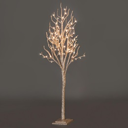 Large Champagne Sparkle Tree Kit