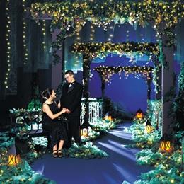 Le Jardin de L'Amour Complete Prom Theme