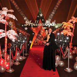 Tinseltown Complete Prom Theme