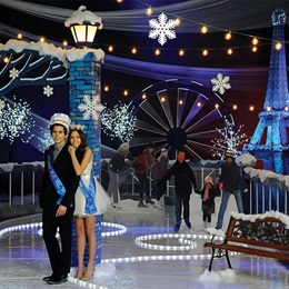 Winter in Paris Complete Theme
