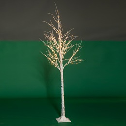 Lighted Birch Tree Kit