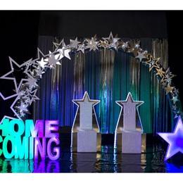 Glowing Grandeur Complete Homecoming Theme