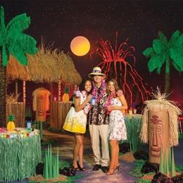 Some Enchanted Island Select Theme