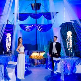 Underwater Prom Themes