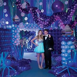 Underwater Theme Decorations