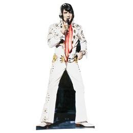 Elvis Photo Op - White Suit