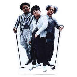 Three Stooges Stand-Up