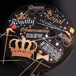 Homecoming Royalty Prop Kit