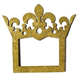 Gold King Frame Photographer Prop Kit