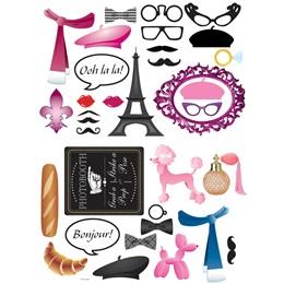 Paris Photo Props
