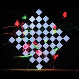 Neon Zingers Checkerboard Kit