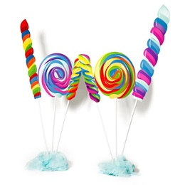 Lollipop Lane Large Stands Kit (set of 2)