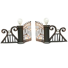 Pearls of the Sea Front Gate Kit