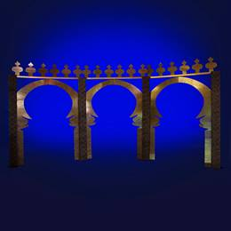 Doorway to the Desert Arched Wall Kit