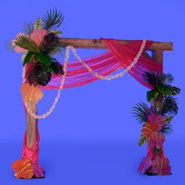 Welcome to the Tropics Archway Kit