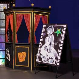 Box Office Smash Ticket Booth Kit