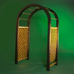 Golden Captivation Trellis Kit