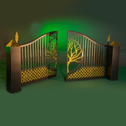 Enticing Entrance Gate Kit