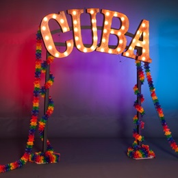 Welcome to Cuba Arch Kit