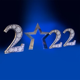Sparkle Year and Star Arch Kit